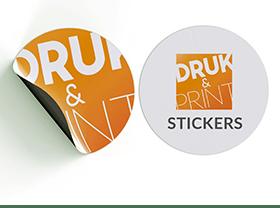 Stickers groot formaat